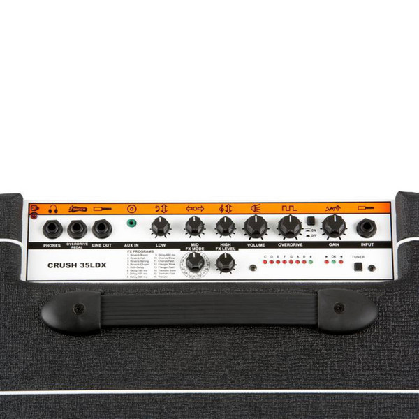 Orange CR-35LDX-BLK